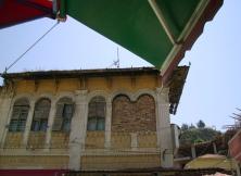 Antiguos edificios de estilo otomano en Vlora