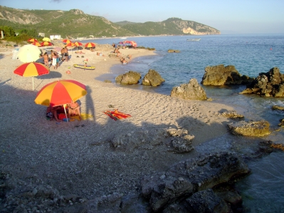 Playa de Drymades