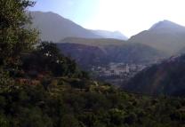 El pueblo de Dhermi