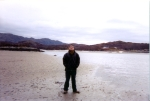 Moises in the Sands of Morar