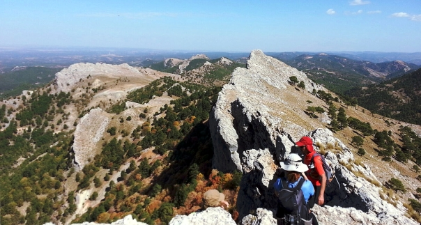 Cresta de La Almenara